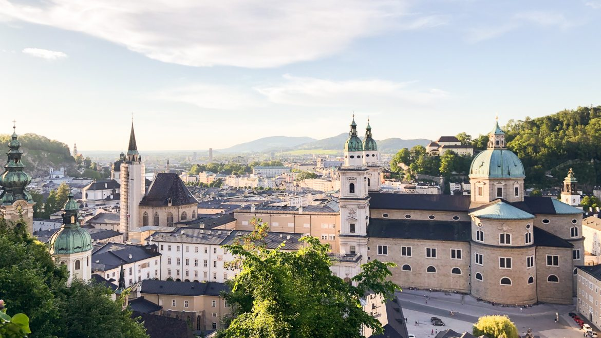 Discover Salzburg on and off the beaten track. Pic by Elisabeth Kling